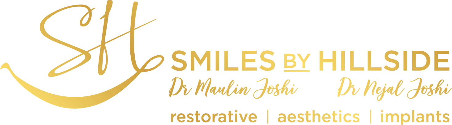 Dentist in Mill Hill Logo